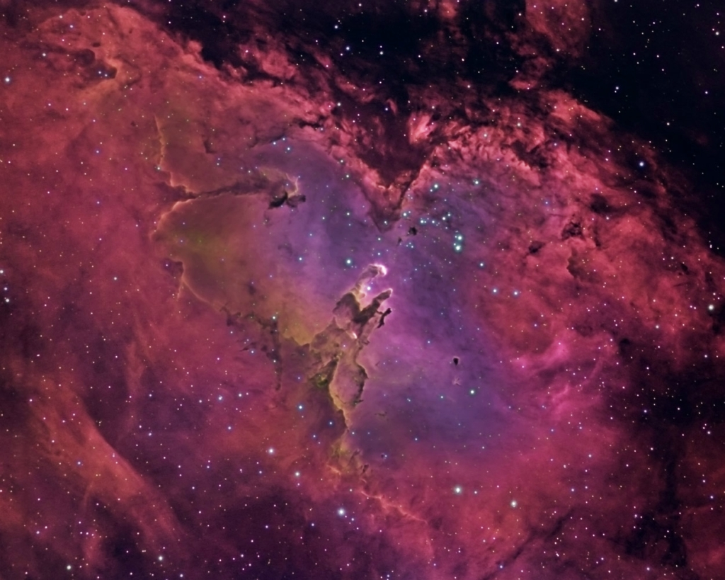 Eagle Nebula Tattoos