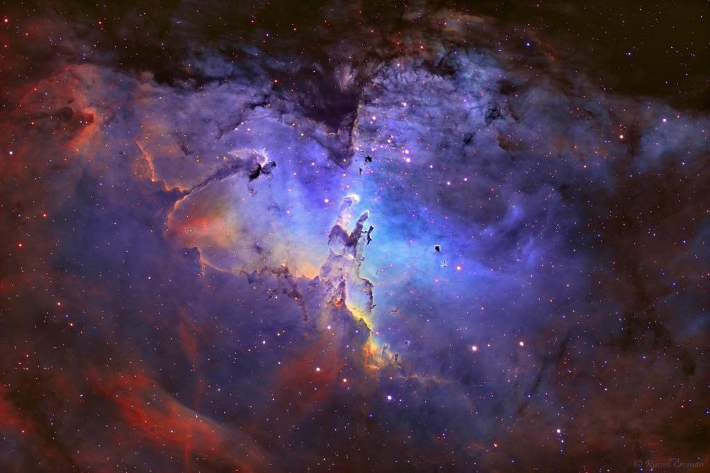 eagle nebula location - photo #33
